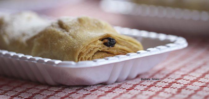 Strudel - sobremesa tradicional austríaca